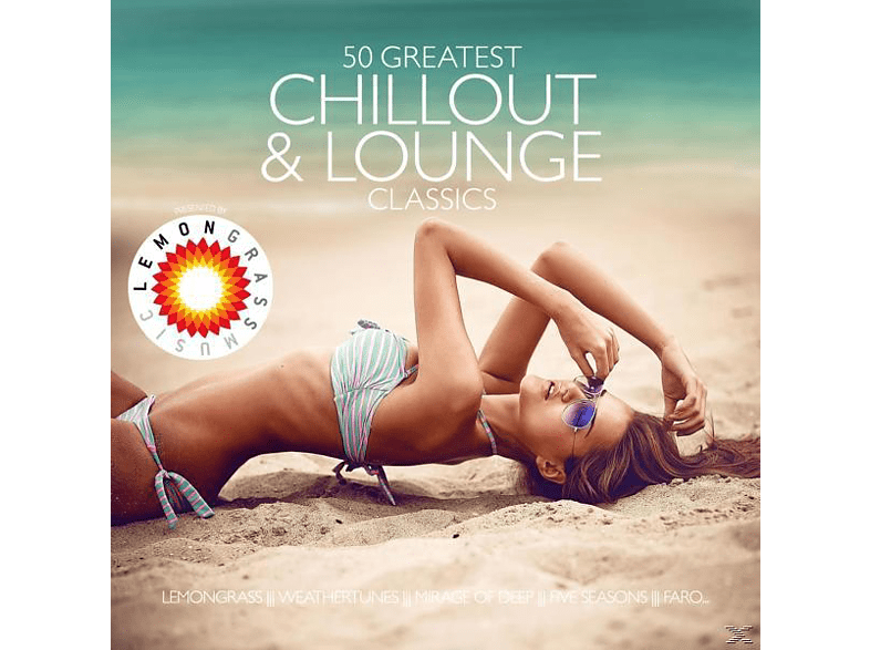 VARIOUS - 50 Greatest Chillout & Lounge Classics [CD]