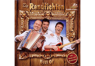 De Randfichten - Best Of - (CD)