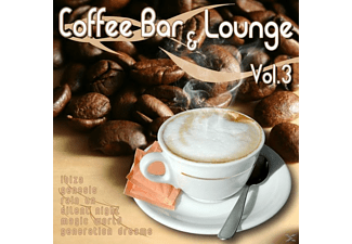 VARIOUS - Coffee Bar & Lounge Vol.3 - (CD)