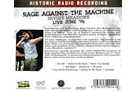 Rage Against The Machine - Irvine Meadows Live June 95 [CD]