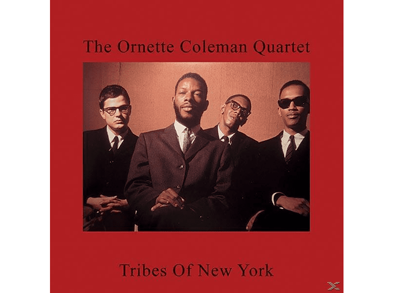 Ornette Quartet Coleman - Tribes Of New York [Vinyl]