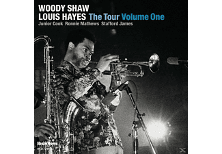 Woody Shaw, Louis Hayes - The Tour-Volume One - (CD)