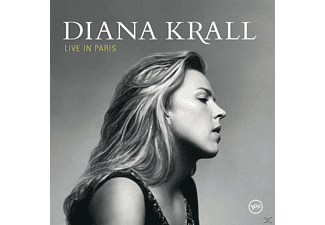 Diana Krall - Live In Paris (Back To Black) - (Vinyl)