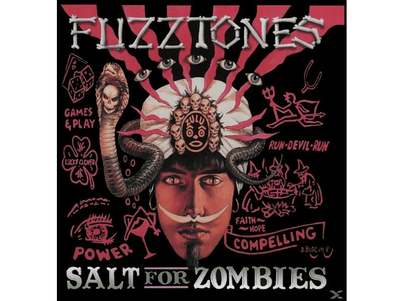 The Fuzztones - Salt For Zombies [CD]