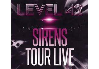 Level 42 - Sirens Tour Live - (CD + DVD Video)
