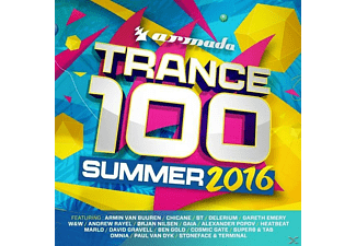 VARIOUS - Trance 100-Summer 2016 - (CD)