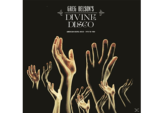VARIOUS - Greg Belson's Devine Disco: Gospel Disco 1974-84 - (CD)