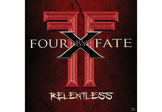 Four By Fate - Relentless - (CD)