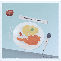 Holler My Dear - Eat, Drink And Be Merry [CD]