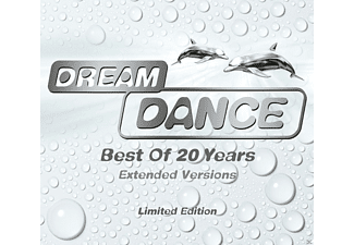VARIOUS - Dream Dance-Best of 20 Years (Extended Versions) - (CD)