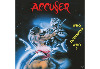 Accuser - Who Dominates Who - (Vinyl)
