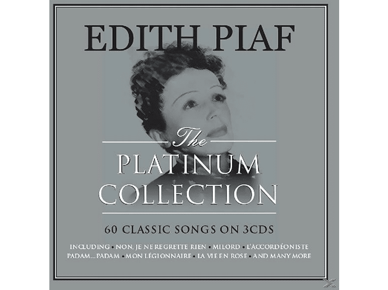 Edith Piaf - Platinum Collection [CD]