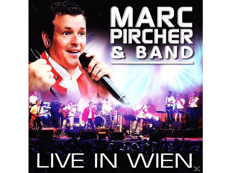 Marc Pircher - Live In Wien [CD]