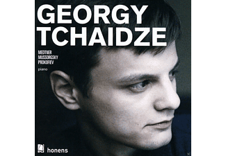Georgy Tchaidze, Sergej Prokofieff - Georgy Tchaidze,Klavier - (CD)