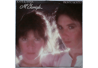Kate & Anna Mcgarrigle - Pronto Monto - (CD)