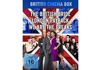 British Cinema - (Blu-ray)