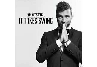 Jan Versteegh - It Takes Swing | CD