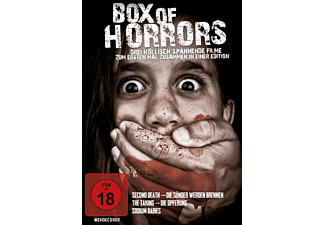 Box of Horrors - Film Collection - (Blu-ray)