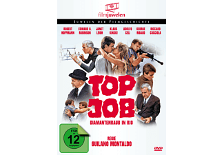 Top Job - Diamantenraub in Rio [DVD]