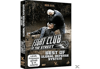 Fight Club Best of Global Defense System - (DVD)