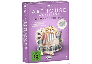 Arthouse - Movie Box (Woman's Edition) - (DVD)