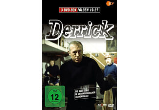 Derrick (3DVD-Box) Vol. 03 - (DVD)