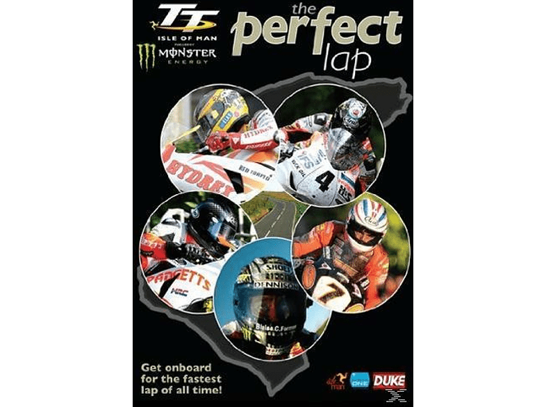 Tt The Perfect Lap [DVD]