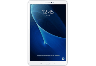SAMSUNG Tablet Galaxy Tab A 10.1 2016 16 GB Wit (SM-T580NZWALUX)