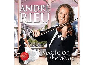 André Rieu - Magic Of The Waltz - (CD)