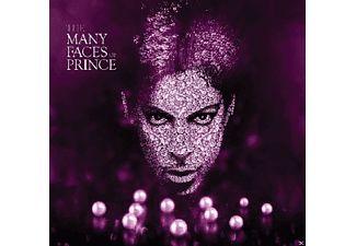Prince, Various - Many Faces Of Prince - (CD)