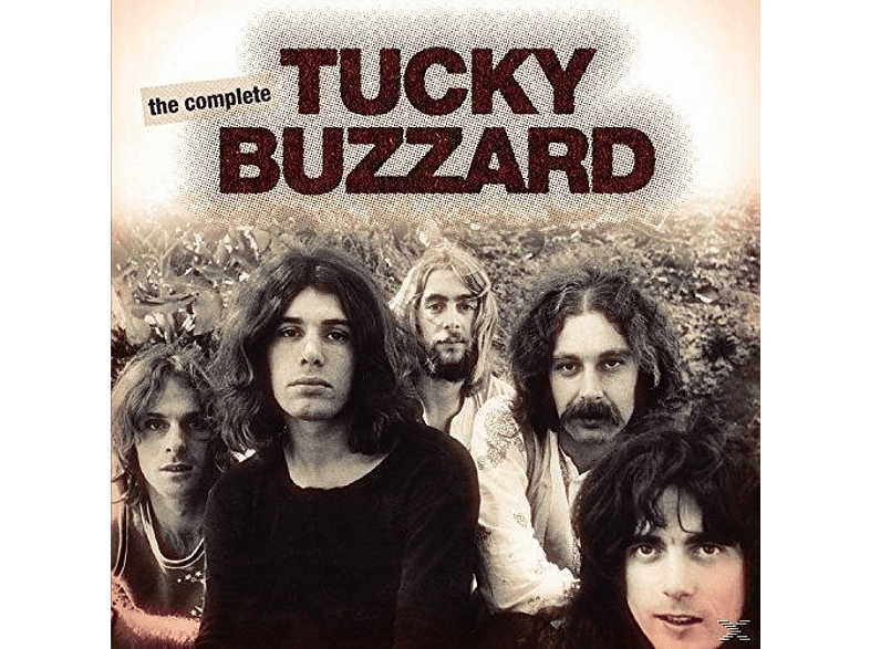 Tucky Buzzard - The Complete Tucky Buzzard [CD]
