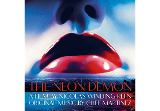 Cliff Martinez - The Neon Demon - (CD)