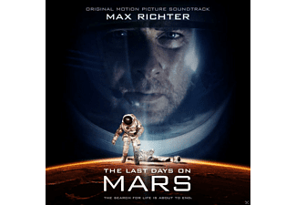 Max Richter, OST/VARIOUS - The Last Days On Mars - (CD)