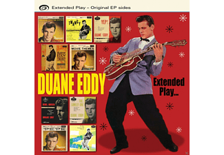 Duane Eddy - Extended Play...Original EP Sides - (CD)