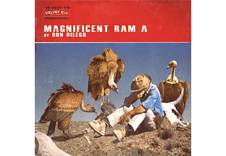 Don Dilego - Magnificent Ram A - (CD)