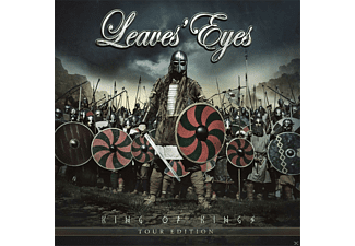 Leaves' Eyes - King Of Kings (Lim.Tour Edition) - (CD + DVD Video)