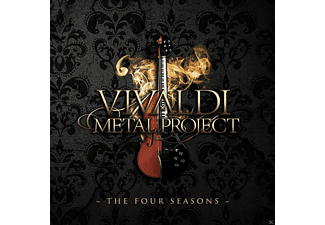 Vivaldi Metal Project - The Four Seasons - (CD)