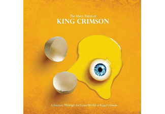 King Crimson, Various - Many Faces Of King Crimson - (CD)