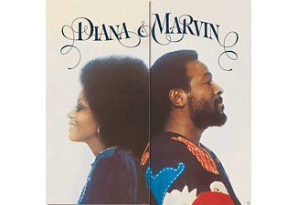Marvin Gaye, Diana Ross - Diana & Marvin (Back To Black LP) - (Vinyl)