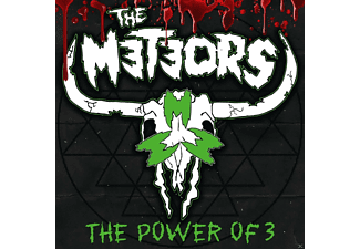 The Meteors - The Power Of 3 - (CD)