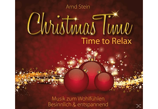 Stein Arnd - Christmas Time-Time To Relax [CD]