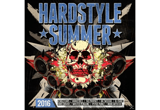 VARIOUS - Hardstyle Summer 2016 - (CD)