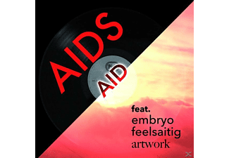 Artwork/Feelsaitig/Embryo - Aids Aid - (CD)