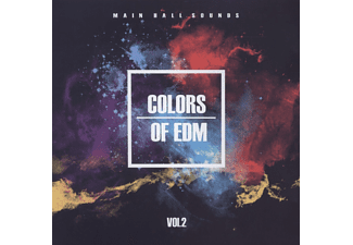 VARIOUS - Colors Of Edm (Volume 2) - (CD)