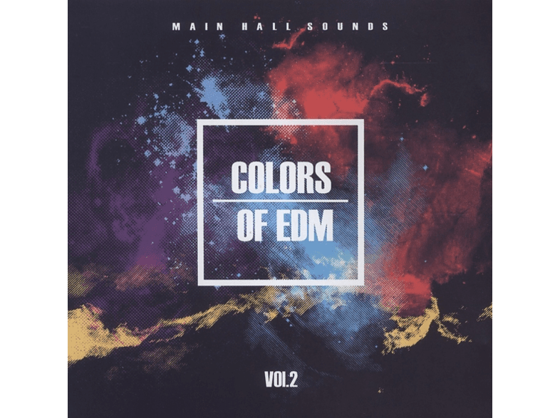 VARIOUS - Colors Of Edm (Volume 2) [CD]