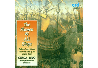 Nancy/circa 1500 Hadden - The Flower Of All Ships - (CD)