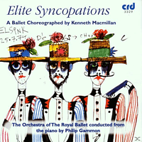 Orchestra Of The Royal Ballet - Gammon - Elite Syncopations [CD]