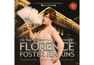 Florence Foster Jenkins - The Truly Unforgettable Voice Of F. - (Vinyl)
