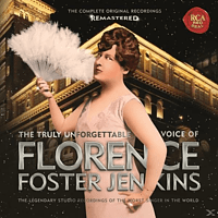 Florence Foster Jenkins - The Truly Unforgettable Voice Of F. [Vinyl]