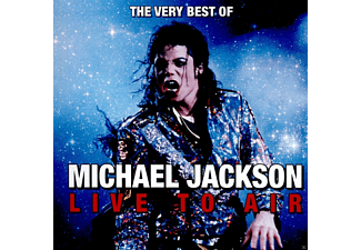 Michael Jackson - Live To Air (Previously Unreleased Live Broadcast) [CD]